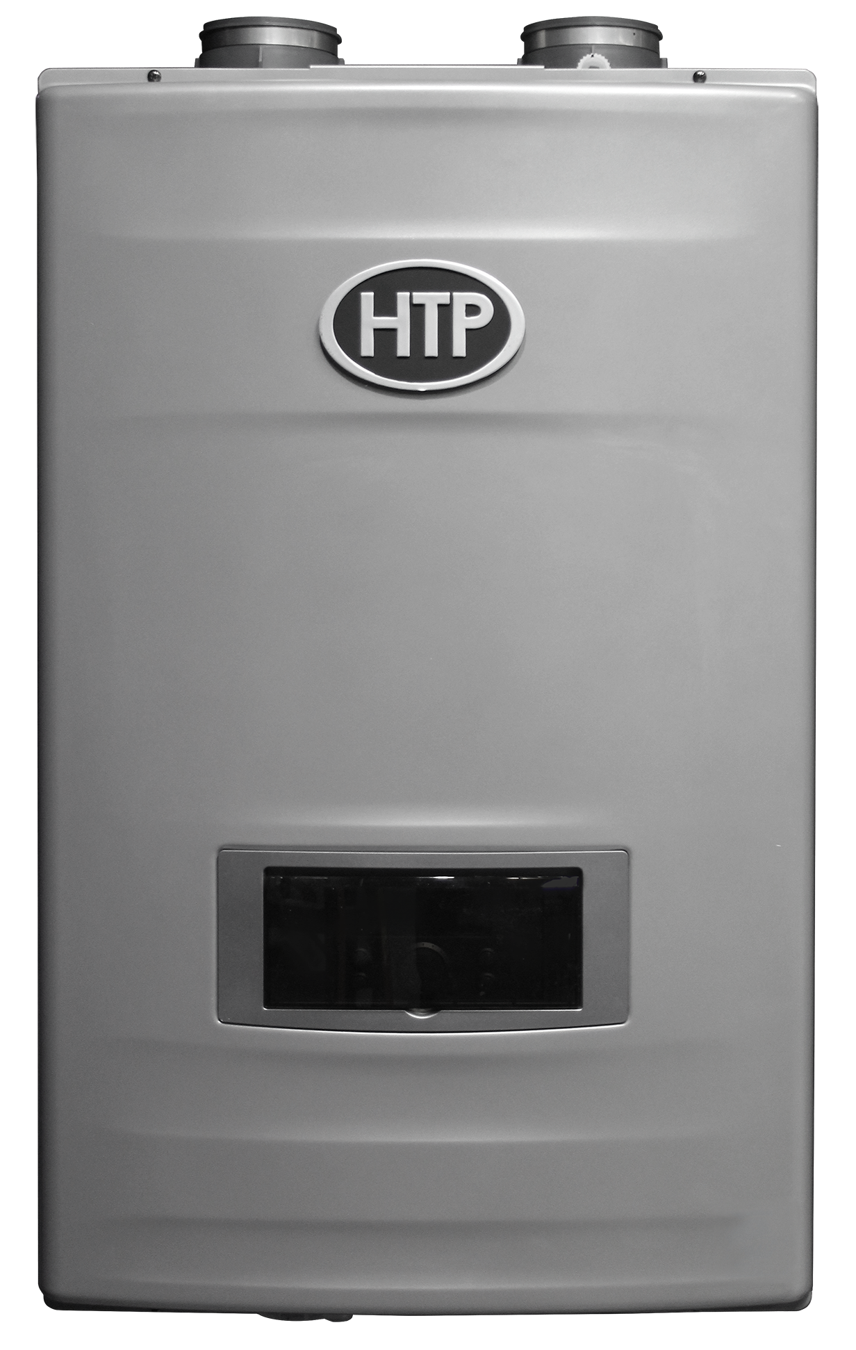 Front of the Crossover Water Heater