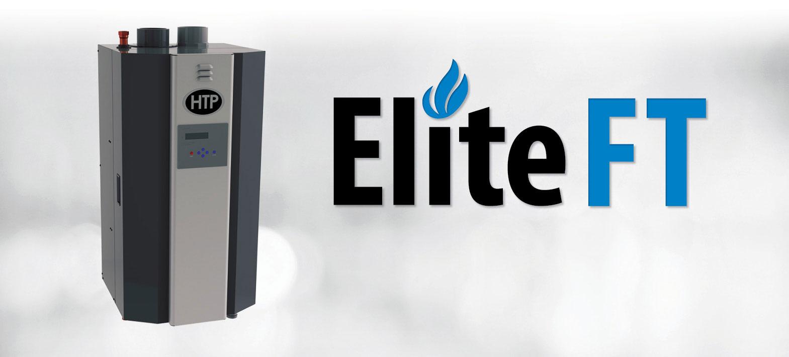 HTP - Elite Fire Tube Boiler
