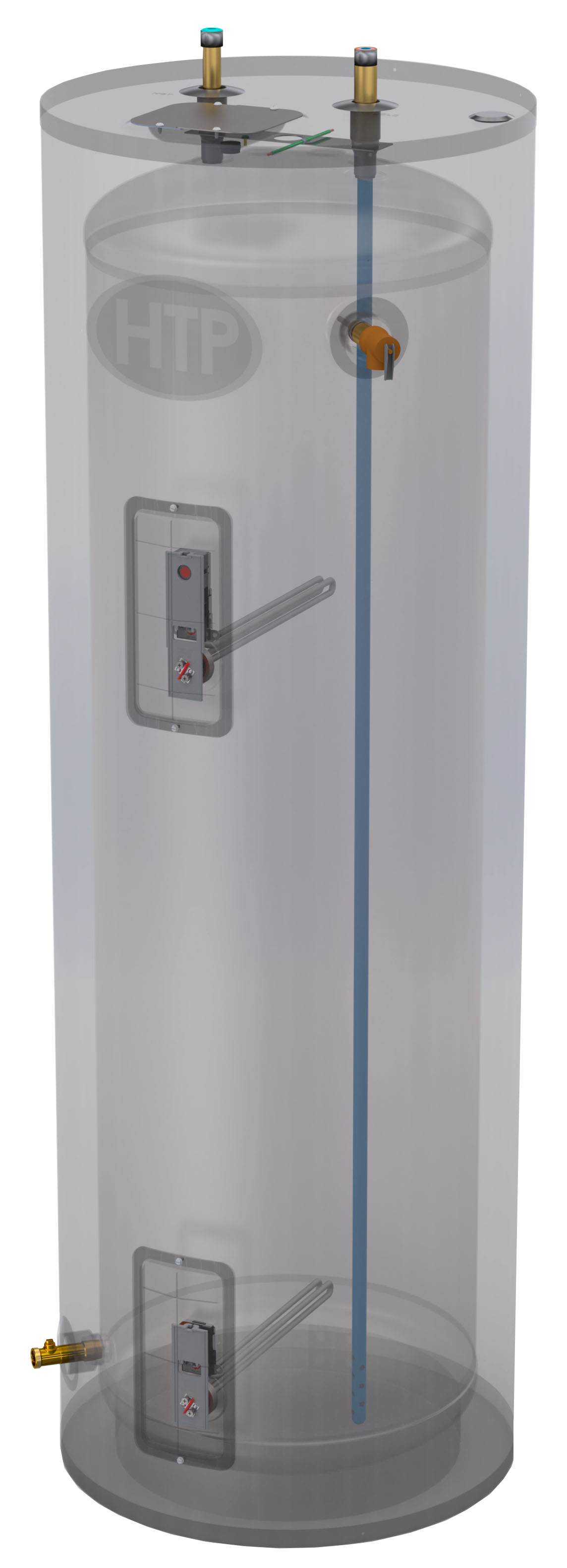Everlast Light Duty Commercial Electric Water Heater