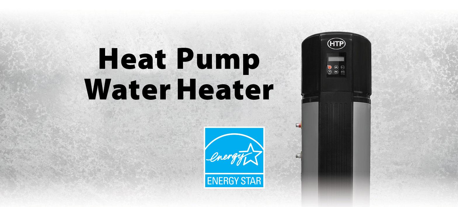 the heat pump water heater