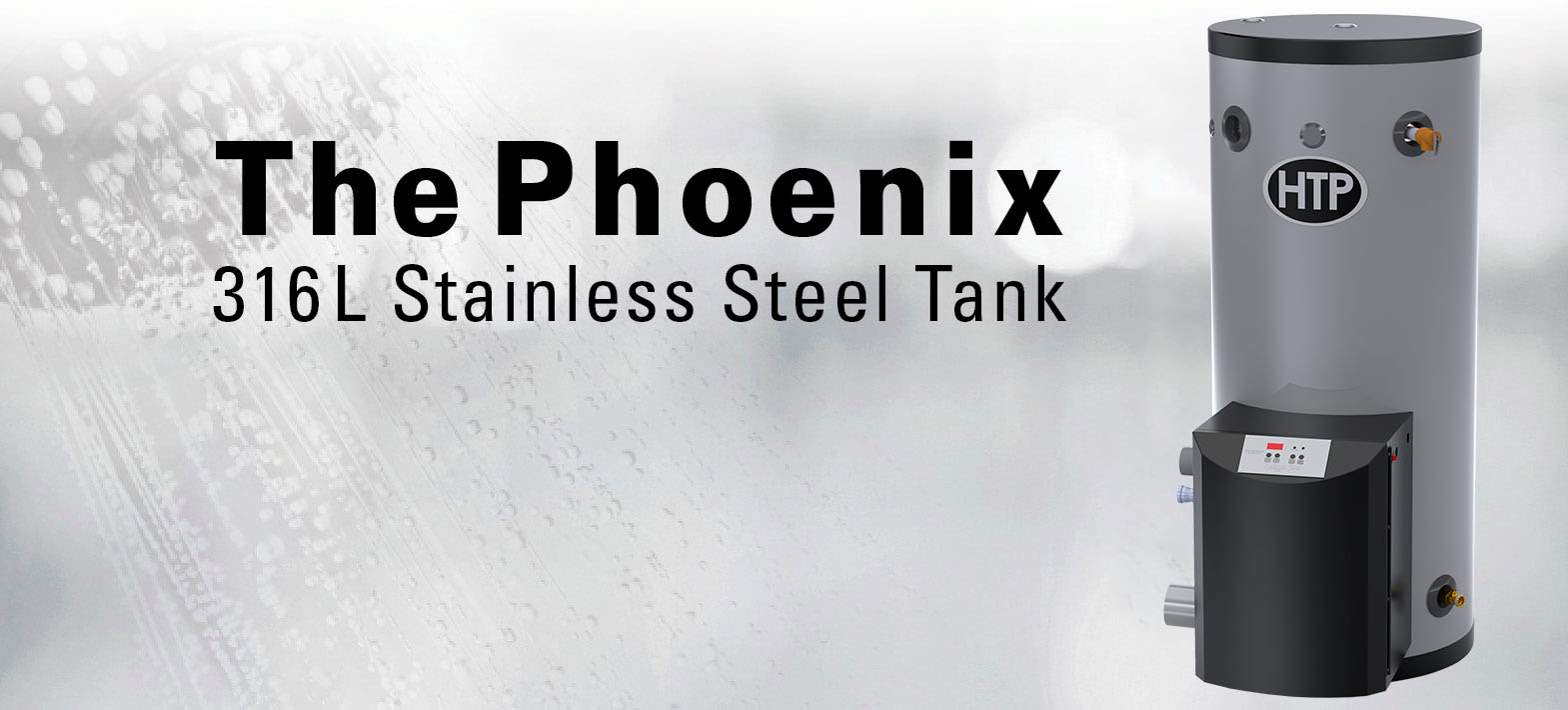 Phoenix Water Heater with Air Handler