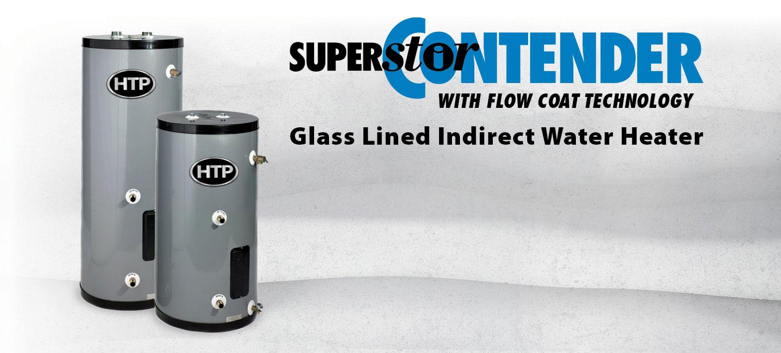 HTP - SuperStor Contender Indirect Water Heater