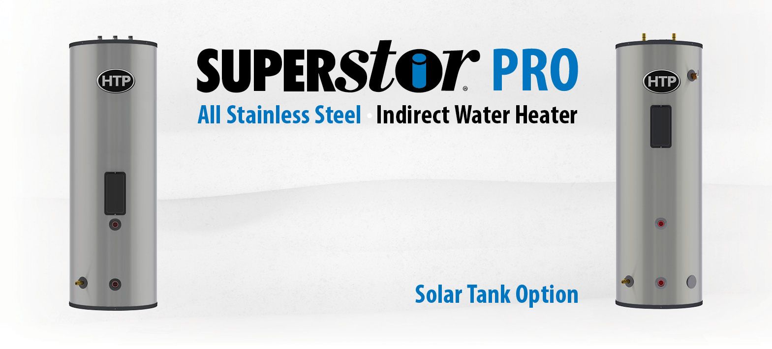 SuperStor Pro Water Heater