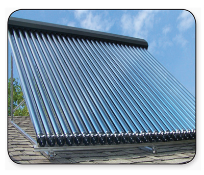 Solar Evacuated Tube Design