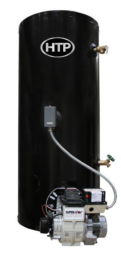Oil, gas, indirect and electric water heaters,hot water radiant and space heating.