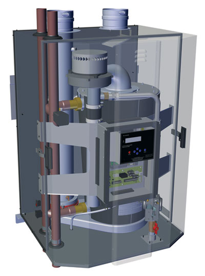 Elite FT Commercial Boiler