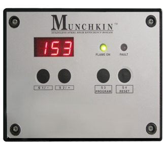 Munchkin Boiler Control Commercial And Residential Water