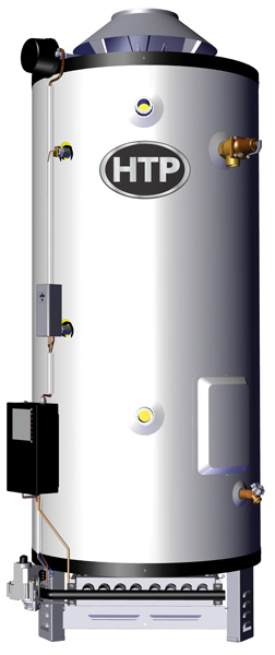 Heavy Duty Gas Water Heater Htp Inc