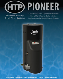 Pioneer Gas Fired Heater Literature Htp
